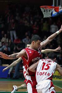 Lukoil Akademik vs Crvena Zvezda - Sofia, 1/8 finals Uleb cup