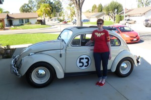 Me and Herbie