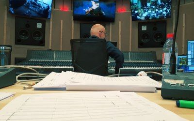 In Love and War – Orchestral Scoring Sessions