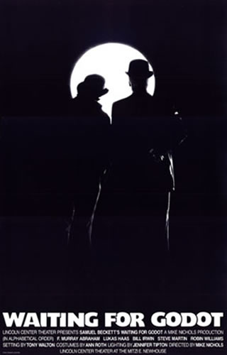 Poster for Waiting for Godot