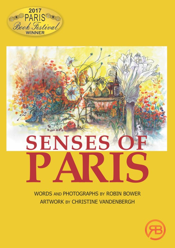 Senses of Paris Kindle ebook: Robin Bower