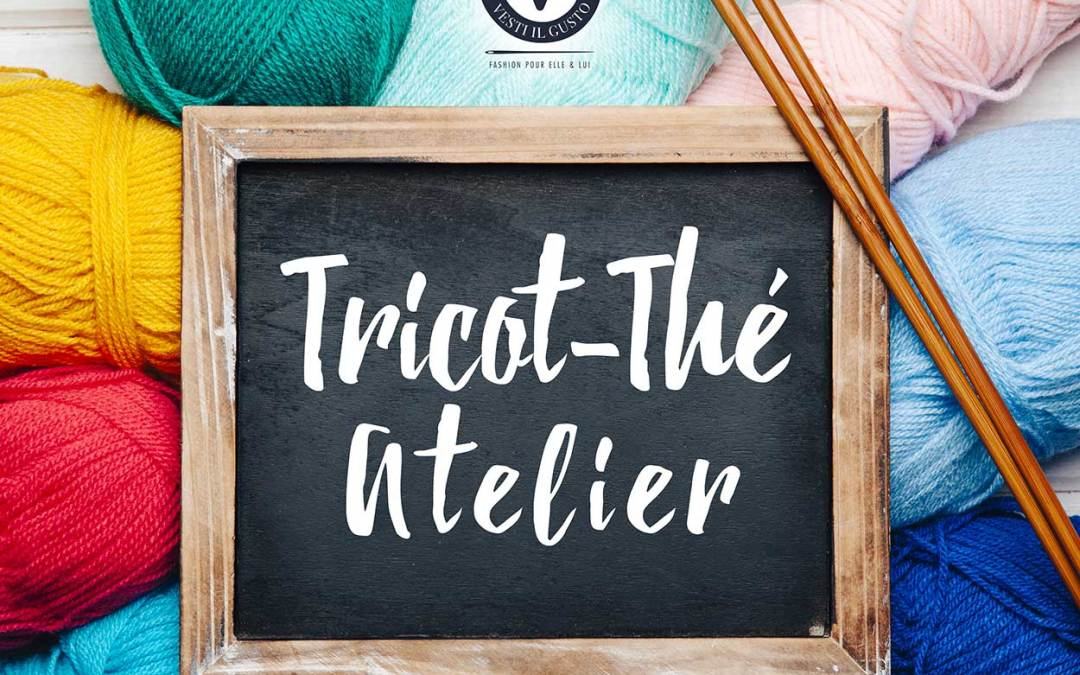 ATELIER TRICOT-THE