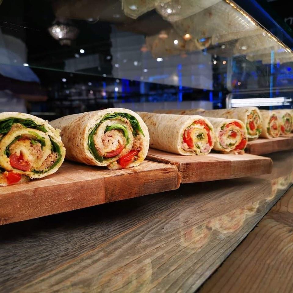 Pizza Wrap - Restaurant - Come à la Pizza - Robin du Lac Concept Store - Luxembourg