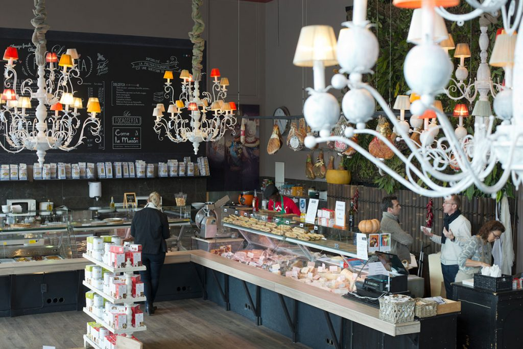 Restaurant Traiteur Italien - La Focacceria - Robin du Lac Concept Store - Luxembourg (2)
