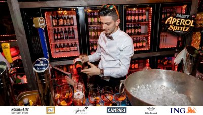 Aperol Spritz Party - 100 Years of Joy - Aperinetwork - Come à la Maison - Robin du Lac Concept Store - Luxembourg (103)