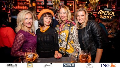 Aperol Spritz Party - 100 Years of Joy - Aperinetwork - Come à la Maison - Robin du Lac Concept Store - Luxembourg (127)