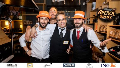 Aperol Spritz Party - 100 Years of Joy - Aperinetwork - Come à la Maison - Robin du Lac Concept Store - Luxembourg (147)