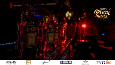 Aperol Spritz Party - 100 Years of Joy - Aperinetwork - Come à la Maison - Robin du Lac Concept Store - Luxembourg (149)