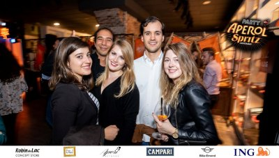 Aperol Spritz Party - 100 Years of Joy - Aperinetwork - Come à la Maison - Robin du Lac Concept Store - Luxembourg (157)