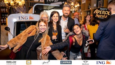 Aperol Spritz Party - 100 Years of Joy - Aperinetwork - Come à la Maison - Robin du Lac Concept Store - Luxembourg (16)