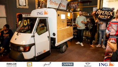 Aperol Spritz Party - 100 Years of Joy - Aperinetwork - Come à la Maison - Robin du Lac Concept Store - Luxembourg (20)