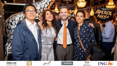 Aperol Spritz Party - 100 Years of Joy - Aperinetwork - Come à la Maison - Robin du Lac Concept Store - Luxembourg (25)