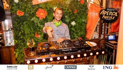 Aperol Spritz Party - 100 Years of Joy - Aperinetwork - Come à la Maison - Robin du Lac Concept Store - Luxembourg (26)