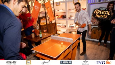 Aperol Spritz Party - 100 Years of Joy - Aperinetwork - Come à la Maison - Robin du Lac Concept Store - Luxembourg (27)