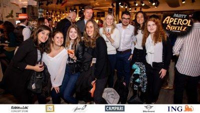 Aperol Spritz Party - 100 Years of Joy - Aperinetwork - Come à la Maison - Robin du Lac Concept Store - Luxembourg (29)