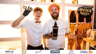 Aperol Spritz Party - 100 Years of Joy - Aperinetwork - Come à la Maison - Robin du Lac Concept Store - Luxembourg (32)
