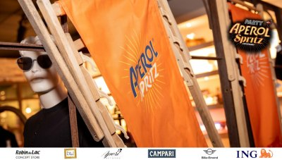 Aperol Spritz Party - 100 Years of Joy - Aperinetwork - Come à la Maison - Robin du Lac Concept Store - Luxembourg (36)