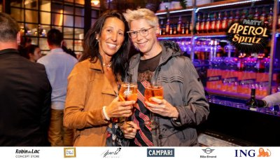 Aperol Spritz Party - 100 Years of Joy - Aperinetwork - Come à la Maison - Robin du Lac Concept Store - Luxembourg (43)