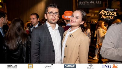 Aperol Spritz Party - 100 Years of Joy - Aperinetwork - Come à la Maison - Robin du Lac Concept Store - Luxembourg (45)