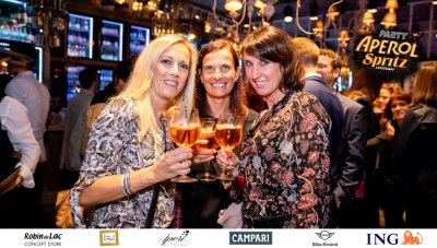Aperol Spritz Party - 100 Years of Joy - Aperinetwork - Come à la Maison - Robin du Lac Concept Store - Luxembourg (65)