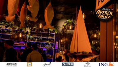 Aperol Spritz Party - 100 Years of Joy - Aperinetwork - Come à la Maison - Robin du Lac Concept Store - Luxembourg (95)