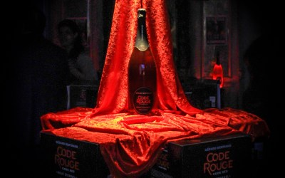 Pictures Brand Activation Event «Code Rouge»