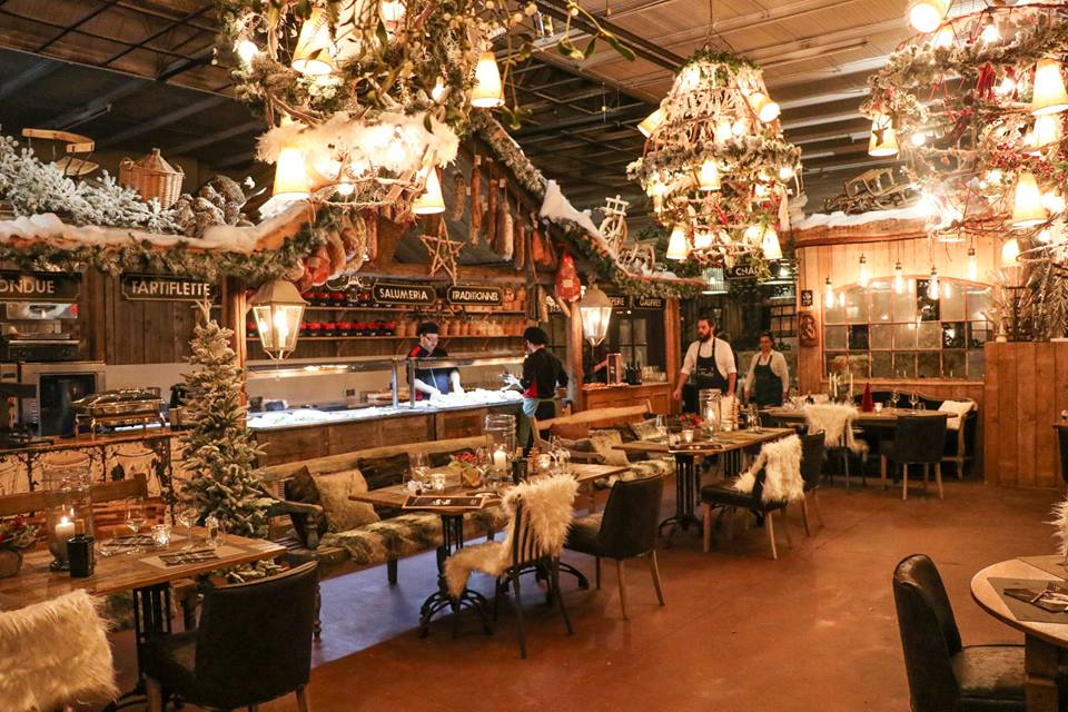 Restaurant - Come à la Montagne - Come à la Rôtisserie - Le Chalet - Robin du Lac Concept Store - Luxembourg (3)