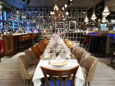 Event Venue - Christmas and End Year Dinner Parties 2019 - Come à la Maison - Robin du Lac Concept Store - Luxembourg (2)