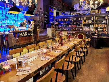 Event Venue - Christmas and End Year Dinner Parties 2019 - Come à la Maison - Robin du Lac Concept Store - Luxembourg (22)