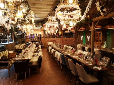 Event Venue - Christmas and End Year Dinner Parties 2019 - Come à la Maison - Robin du Lac Concept Store - Luxembourg (34)