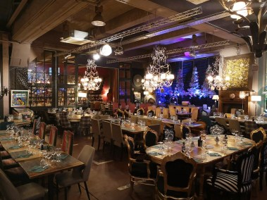 Event Venue - Christmas and End Year Dinner Parties 2019 - Come à la Maison - Robin du Lac Concept Store - Luxembourg (66)