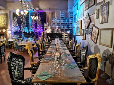 Event Venue - Christmas and End Year Dinner Parties 2019 - Come à la Maison - Robin du Lac Concept Store - Luxembourg (68)
