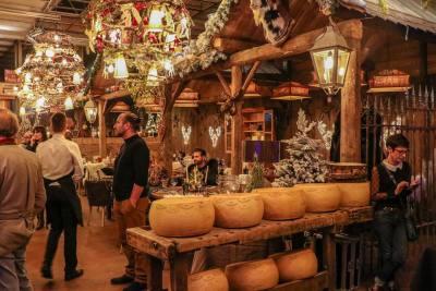 Restaurant - Come à la Montagne - Come à la Rôtisserie - Le Chalet - Robin du Lac Concept Store - Luxembourg (8)