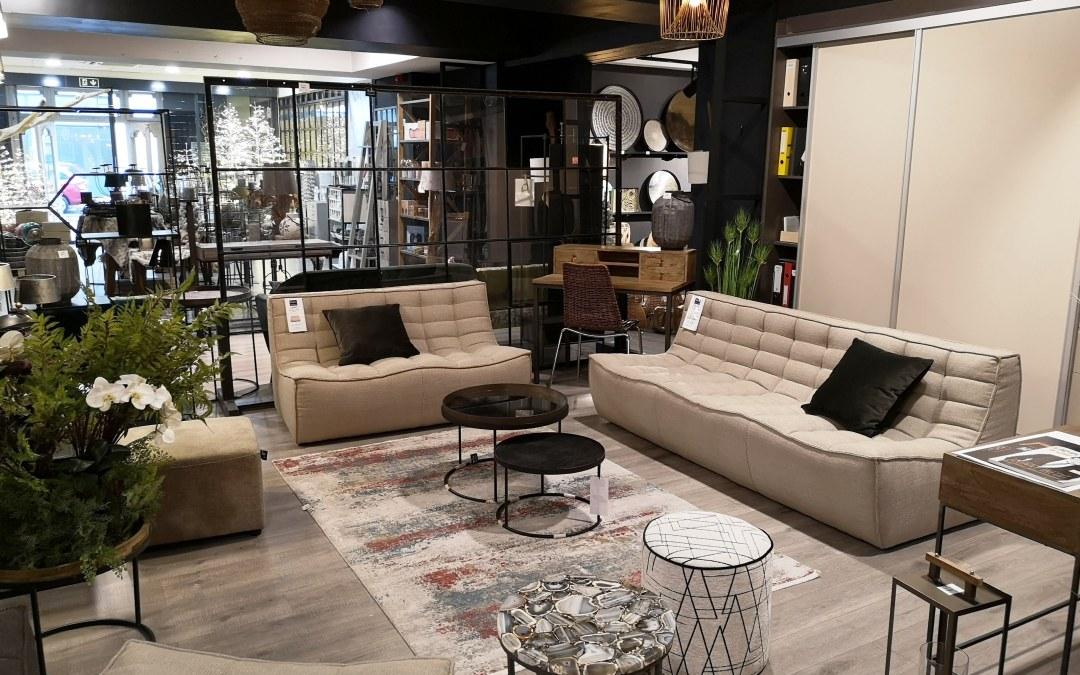 Notre magasin de mobiliers et d'articles de décoration d'intérieur s'agrandit