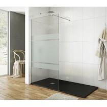 ecran de douche rocco semplice avec