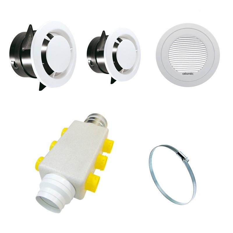 Kit D Accessoires Pour Vmc Double Flux Atlantic Primocosy Robinet Co