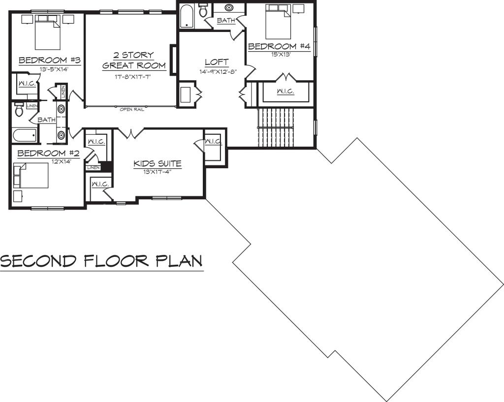 Robin Ford Building Amp Remodeling Sample Floor Plans In