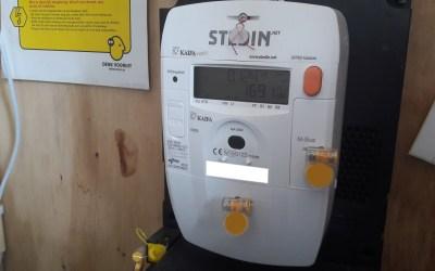 Slimme elektriciteitsmeters zijn betrouwbaar