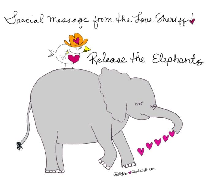 Release the Elephants! How to Avoid Family Drama During the Holidays