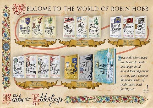 Image result for robin hobb