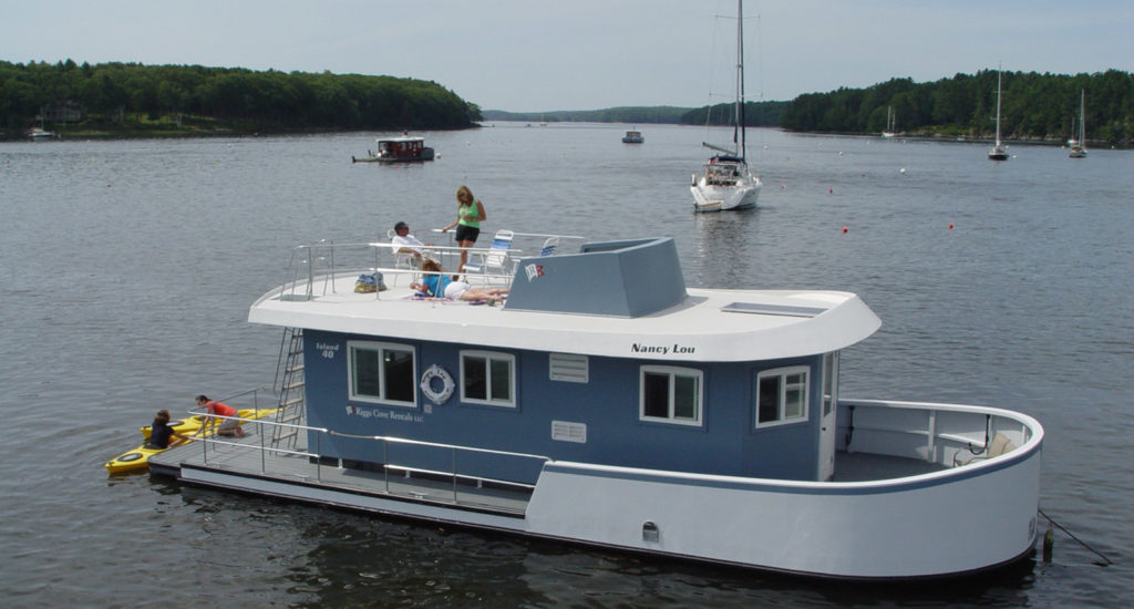 the nancy lou house boat