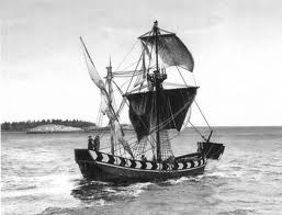 Maine's First Ship