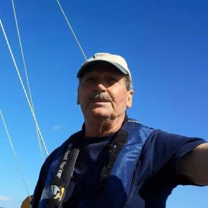 Joe McCarty of Robinhood Maine