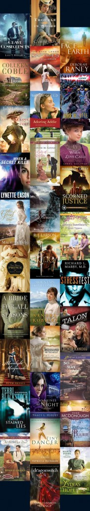 Books you could win