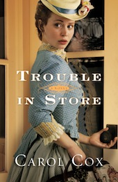 Trouble in Store cover
