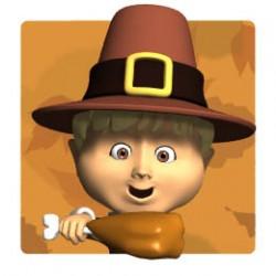 pilgrim_boy_eating_turkey_wing_hr