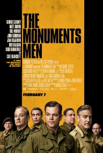 Monuments Men movie