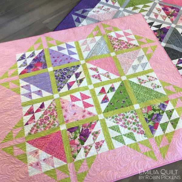 sweet pea lily jelly roll # 61