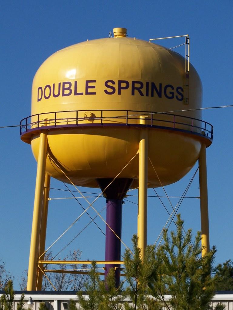 Double Springs, Alabama - - Tank Under Water Tank Maintenance