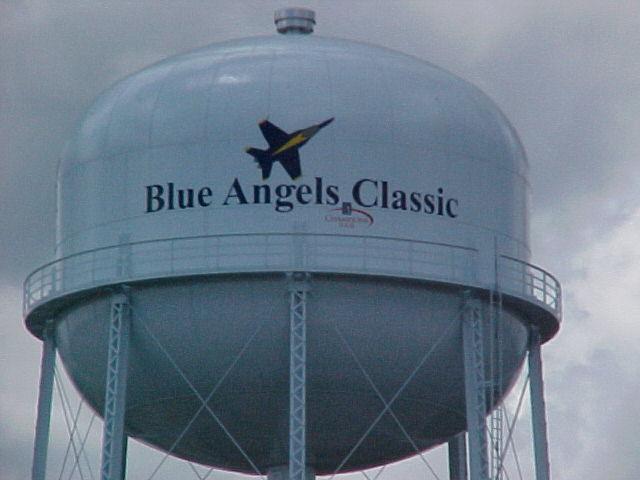 Blue Angels Classic Tank